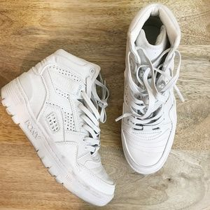 DKNY x Pony High Top Sneakers